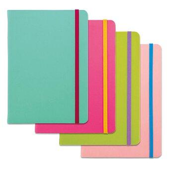 Obrázek produktu Zápisník Graspo G-Notes - A5, tečkovaný, výběr barev