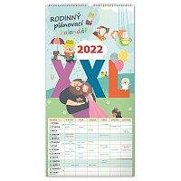 Rodinný plánovací XXL 2022