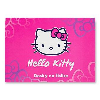 Obrázek produktu Desky na číslice Hello Kitty
