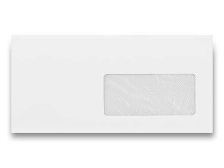 Obrázek produktu Obálka Elco C6/5 - s okénkem vpravo, samolepicí, vnitřní potisk, 200 ks