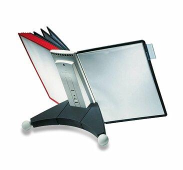 Obrázek produktu Stojan na prezentační panely Durable Sherpa - stojan + 10 panelů