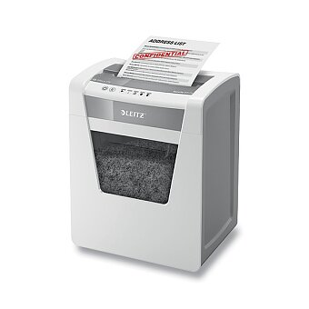 Obrázek produktu Skartovačka Leitz IQ Office P5 - př. řez 2 x 15 mm, tichý chod