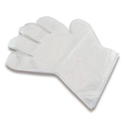 Obrázek produktu Jednorázové rukavice - 100 ks