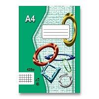 Školní sešit EKO 425