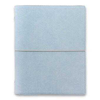 Obrázek produktu Diář A5 Filofax Domino Soft - pastelově modrý