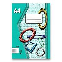 Školní sešit EKO 445