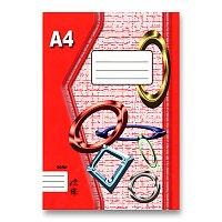 Školní sešit EKO 464