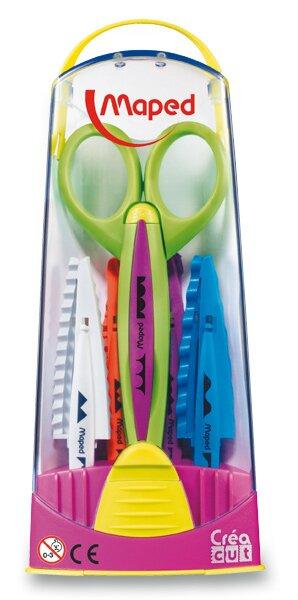 Umělecké nůžky Maped Créa Cut mix 2 sad