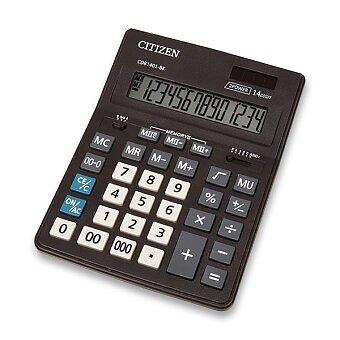 Obrázek produktu Stolní kalkulátor Citizen CDB-1401 - 14místný