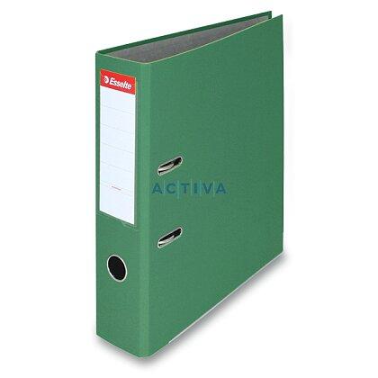Obrázek produktu Esselte Economy - pákový pořadač - 75 mm, zelený