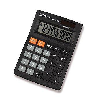 Obrázek produktu Stolní kalkulátor Citizen SDC-022SR - 10místný