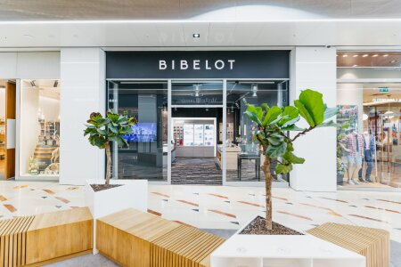 Prodejna BIBELOT Flora