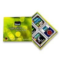 Sada čajů Dilmah Illuminations Green Gift Pack