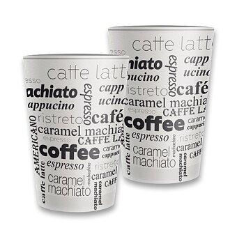 Obrázek produktu Papírový kelímek Coffee to go - 50 ks, výběr velikostí