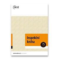 Inspekční kniha Optys 1257