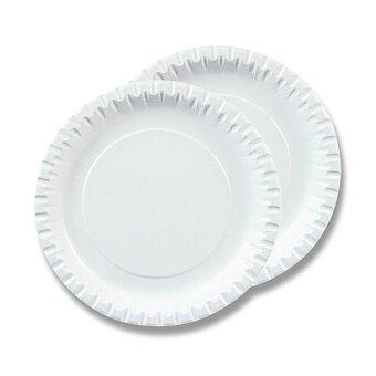 Obrázek produktu Papírový talíř - 100 ks