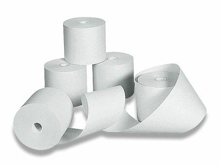 Obrázek produktu Termocitlivý pokladní kotouček - šířka 57 mm, kotouček 40 mm, dutinka 12 mm