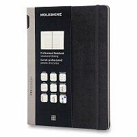 Zápisník Moleskine Professional - tvrdé desky