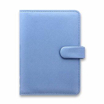 Obrázek produktu Osobní diář Filofax Saffiano A6 - modrý
