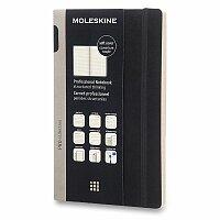 Zápisník Moleskine Professional - měkké desky