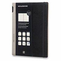 Zápisník v měkkých deskách MOLESKINE Professional