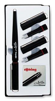 Obrázek produktu Sada kaligrafických per Rotring Art Pen Calligraphy - hroty o šíři 1,5, 1,9  a 2,3 mm
