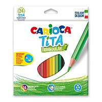 Pastelky Carioca Tita Triangular