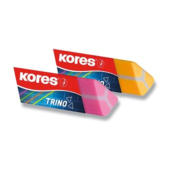 Obrázek produktu Pryž Kores Trino Neon - mix barev