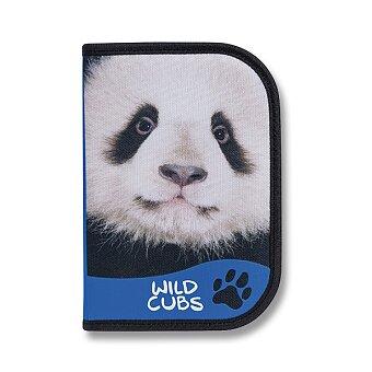 Obrázek produktu Penál Carioca Wild Cubs - 2patrový, vybavený, mix motivů