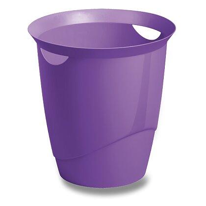 Product image Durable Trend - waste bin - 16 l, violet