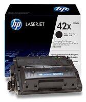 Toner HP Q5942X - black (černý) č. 42X pro laserové tiskárny