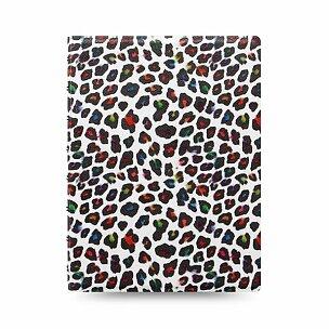 Zápisník A5 Filofax Notebook Leopard