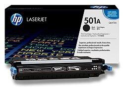 Toner HP Q6470A č. 501A pro laserové tiskárny