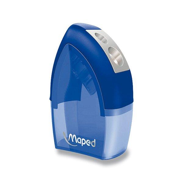Ořezávátko Maped Tonic Metal - s odpadní nádobkou 2 otvory