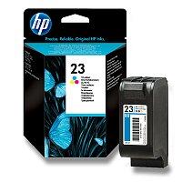 Cartridge HP C1823D - color č. 23 (barevná) pro inkoustové tiskárny