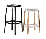 Barová židle Magis Steelwood Stool