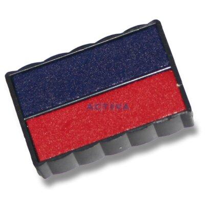 Obrázek produktu Trodat - polštářky do samobarvicích razítek - modro/červené 6/4850/2