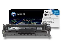 Toner HP CC530A č. 530A pro laserové barevné tiskárny
