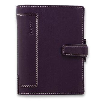 Obrázek produktu Kapesní diář Filofax Holborn A7 - fialový