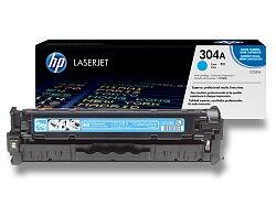 Toner HP CC531A č. 304A pro laserové barevné tiskárny