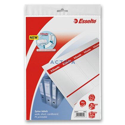 Obrázek produktu Esselte Easy Print - samolepicí štítky 50 mm, 50 ks
