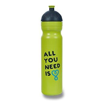 Obrázek produktu Zdravá lahev 1,0 l - All you need, limetka