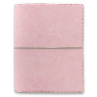 Obrázek produktu Diář A5 Filofax Domino Soft - pastelově růžový