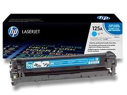 Toner HP CB541A č. 125A pro laserové tiskárny