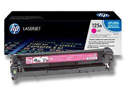 Toner HP CB543A č. 125A pro laserové tiskárny