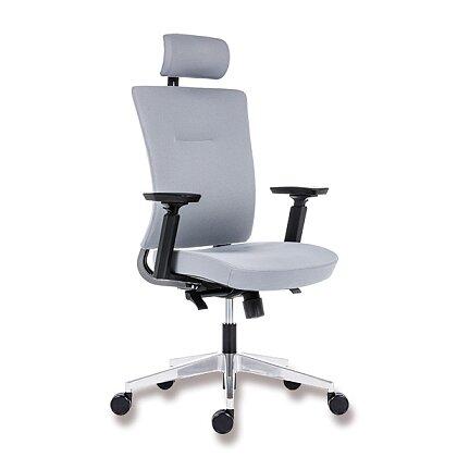 Obrázek produktu Antares Next PDH ALL UPH - kancelářská židle - šedá