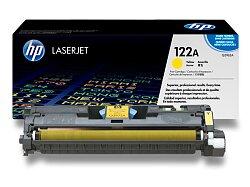 Toner HP Q3962A č. 122A pro laserové barevné tiskárny