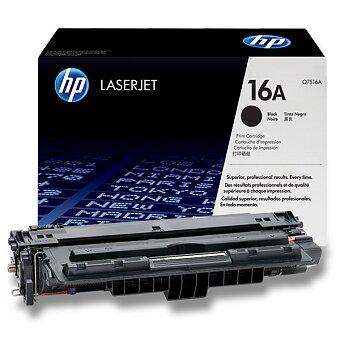 Obrázek produktu Toner HP Q7516A - black (černý) č. 16A pro laserové tiskárny