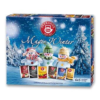 Obrázek produktu Sada čajů Teekanne Magic Winter - 30 sáčků