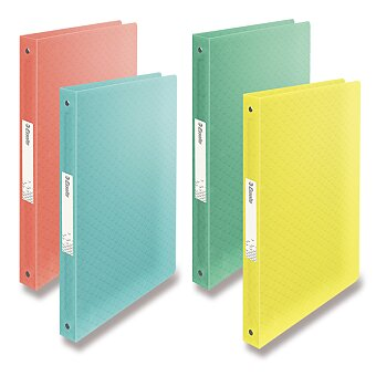 Obrázek produktu 4kroužkový pořadač Esselte Colour´Ice - A4, 25 mm, výběr barev